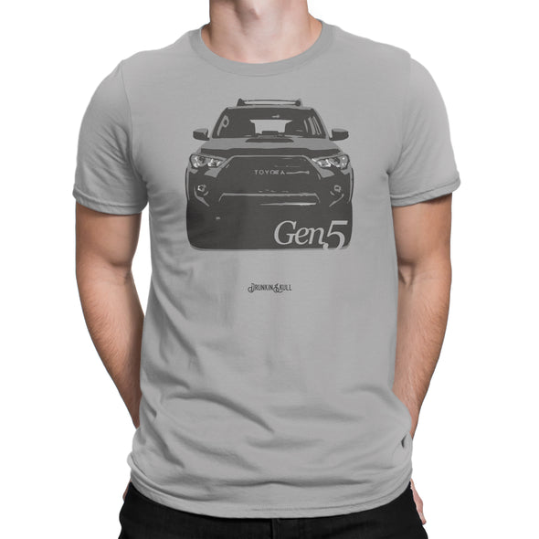 5th Gen Four Runner Sahara Series Tee