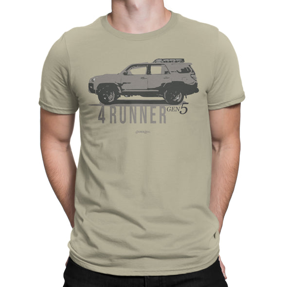 5th Gen Four Runner VIntage Series Tee