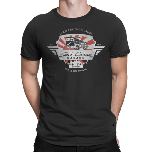 Toyota Land Cruiser Garage Tee
