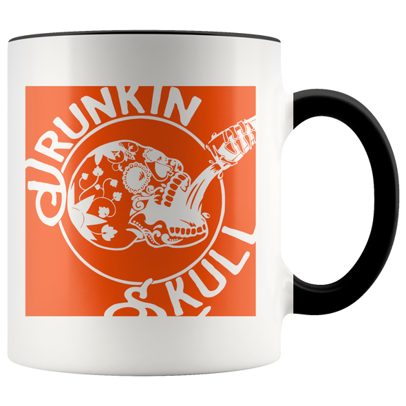 Drunkin Skull Co. 11oz Coffee mug