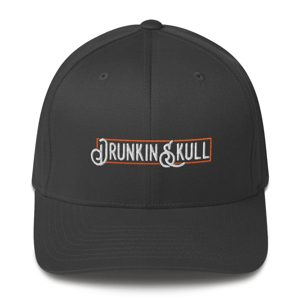Drunkin Skull Co Flexfit Hat