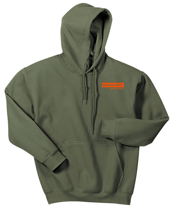 Barnhart Gildan® - Heavy Blend™Hooded Sweatshirt - 18500