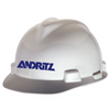 MSA V-Gard® 1 Touch® Suspension Slotted Hard Hat Cap