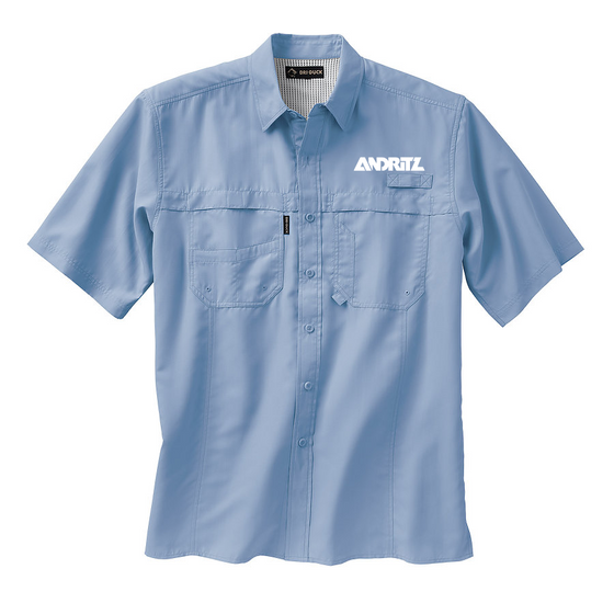 DRI DUCK - Catch Short Sleeve Fishing Shirt - 4406