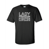 Abate Lady Freedom Fighter Shirt