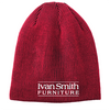 Port Authority® Rib Knit Slouch Beanie - C935