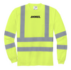 CornerStone® - ANSI 107 Class 3 Long Sleeve Snag-Resistant Reflective T-Shirt - CS409