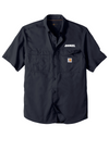 Carhartt Force ® Ridgefield Solid Short Sleeve Shirt - CT102417