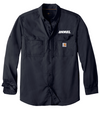 Carhartt Force ® Ridgefield Solid Long Sleeve Shirt - CT102418