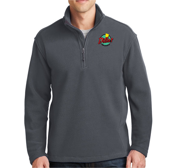Dillas Men's 1/4 Zip - F218