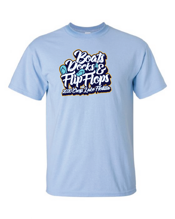 Copy of Cross Lake Floatilla 2020 T-Shirt