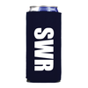 Slim Collapsable Neoprene Can Holder - Navy (5)