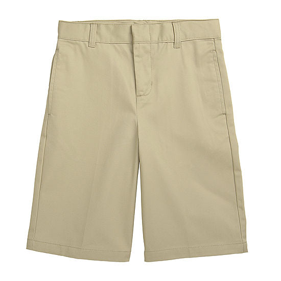 Boys French Flat Front Short - SH9249