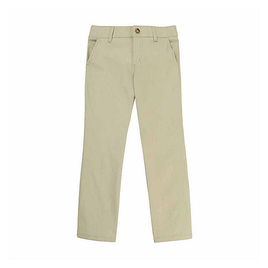 Girls French Toast Straight Leg Pant - SK9490