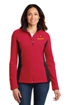 Port Authority® Ladies Colorblock Value Fleece Jacket - L216