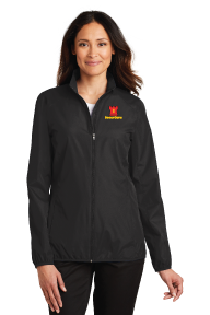Port Authority® Ladies Packable Full-Zip Jacket - L344