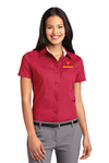 Port Authority® Ladies Short Sleeve Easy Care Shirt - L508