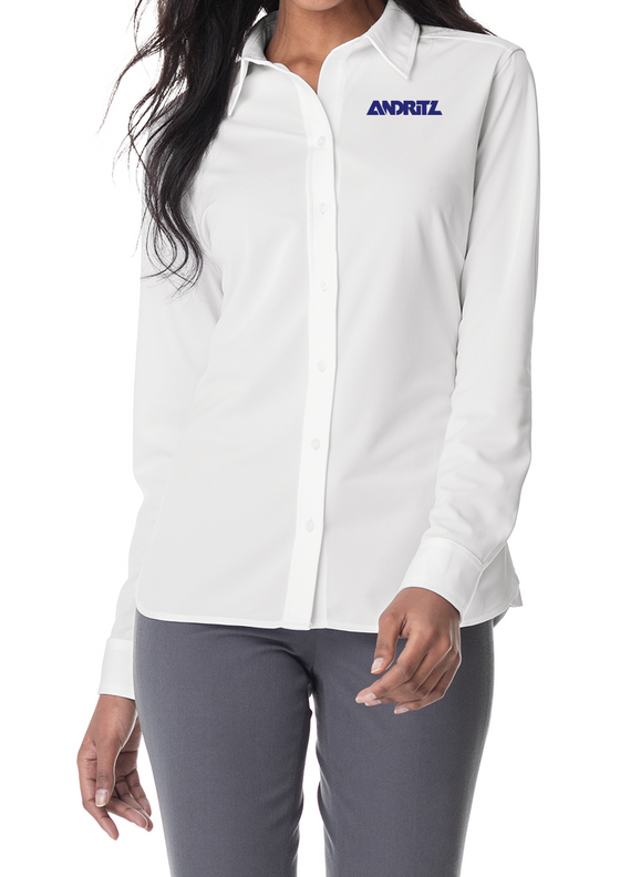 Port Authority® Ladies Dimension Knit Dress Shirt - L570