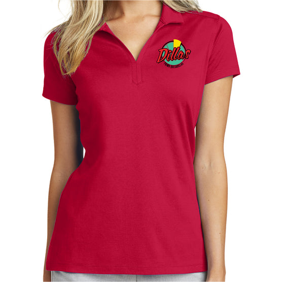 Dillas Women's Polo - L573