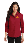 Port Authority® Ladies 3/4-Sleeve Easy Care Shirt - L612