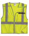ML Kishigo - Brilliant Series Economy Breakaway Vest - 1505-1506