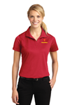 Sport-Tek® Ladies PosiCharge® RacerMesh® Polo - LST640