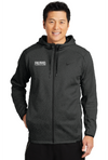 Nike Therma-FIT Textured Fleece Full-Zip Hoodie - NKAH6268