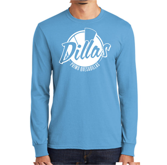 Dillas Long Sleeve Tee - PC55LS