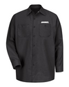Red Kap - Tall Industrial Long Sleeve Work Shirt - SP14LONG