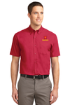 Port Authority® Tall Short Sleeve Easy Care Shirt - TLS508