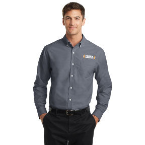 Port Authority® SuperPro™ Oxford Shirt - S658