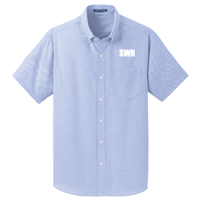 Port Authority® Short Sleeve SuperPro™ Oxford Shirt - S659