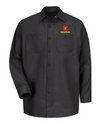Red Kap Industrial Long Sleeve Work Shirt - SP14