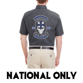 Invictus NATIONAL Short Sleeve Soft Kutte