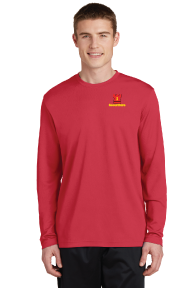 Sport-Tek® PosiCharge® RacerMesh® Long Sleeve Tee - ST340LS