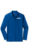 SportTek ® PosiCharge ®RacerMesh ® Long Sleeve Polo - ST640LS