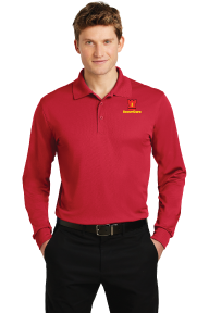 Sport-Tek® Long Sleeve Micropique Sport-Wick® Polo - ST657
