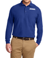 Port Authority® Tall Silk Touch™ Long Sleeve Polo - TLK500LS