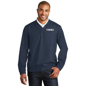 Port Authority® Zephyr V-Neck Pullover - J342