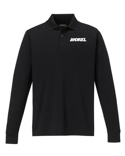 Ash City - Core 365 Men's Pinnacle Performance Long-Sleeve Piqué Polo - 88192