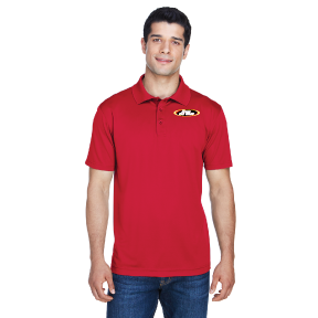 Harriton Men's 4 oz. Polytech Polo - M315