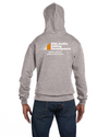 Light Grey Champion Adult 9 oz. Double Dry Eco® Pullover Hood - S700
