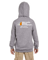 Light Grey Champion Youth 9 oz. Double Dry Eco® Pullover Hood - S790