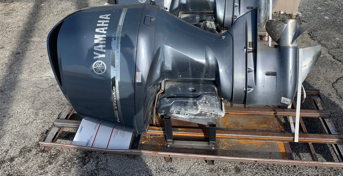 Sales of used outboard parts and outboard motors – Blue Coast Sales Inc
