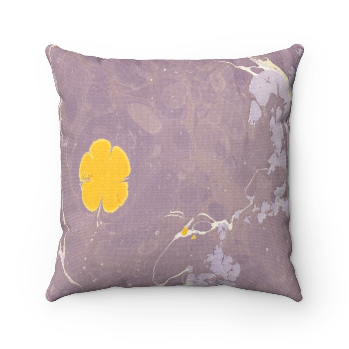 Lilac Lake Pillow