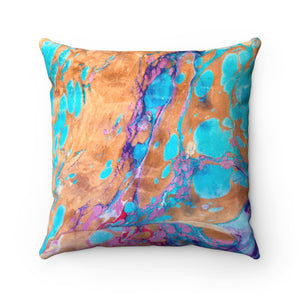 Golden Bliss Pillow