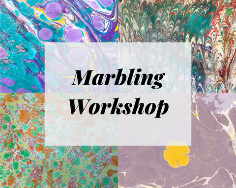 Water Marbling Workshop