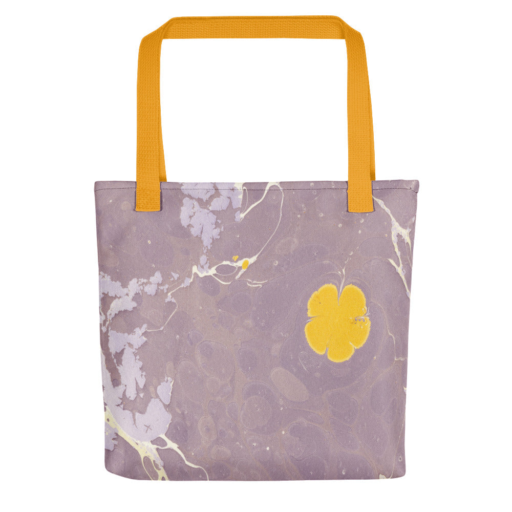Lilac Lake Tote bag
