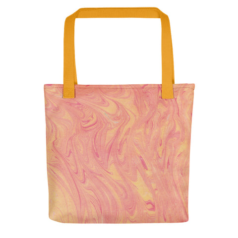 Orange Sorbet Tote bag