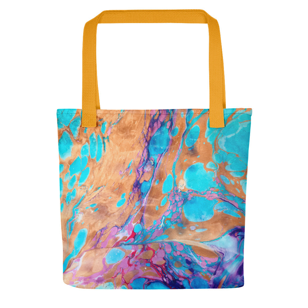 Golden Bliss Tote bag